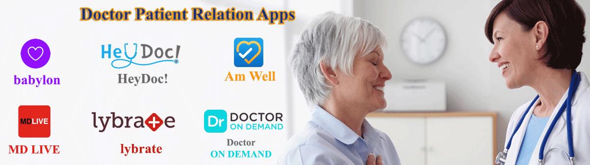 ارتباط بیمار و پزشک